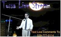 Mego Dego- Musical Performance On Tulsa Live Stream