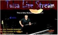 Tulsa Live Stream Episode 6 - Guests Mike Bodulow And Mego Dego