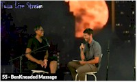 Interview With BenKneaded Massage- T.L.S. Episode 40