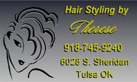 Hairstylist Therese Sanchez - Haircuts, Hairstyling, Hairdressing, Coloring, Perms and More