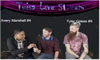 Tulsa Live Stream Episode 12 - Guest Musicians: Avery Marshall and Tyler Griese