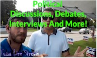 Political - Debates, Interviews, Discussions And More